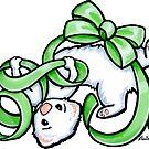 Green Ribbon by Shelly  Mundel
