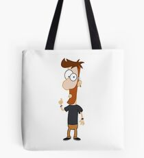 Phineas and Ferb Style! Tote Bag
