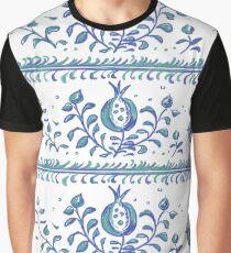 Granada · Céramica al estilo Albayzin · Símbolo de vida, amor y felicidad Camiseta gráfica