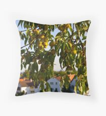 almonds Throw Pillow