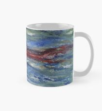 Red Shark Number Two Classic Mug