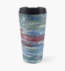 Red Shark Number Two Travel Mug