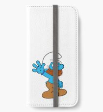 Smurfs Style! iPhone Wallet/Case/Skin