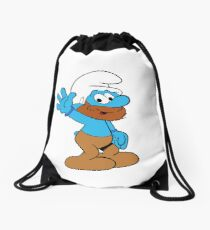 Smurfs Style! Drawstring Bag