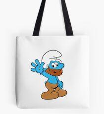 Smurfs Style! Tote Bag