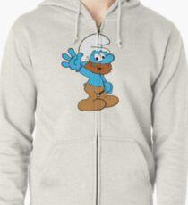 Smurfs Style! Zipped Hoodie