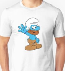 Smurfs Style! Slim Fit T-Shirt