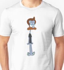 Spongebob Square Pants Style! Slim Fit T-Shirt