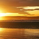 Dunnet Beach Sunset by ScotLandscapes