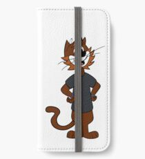 Top Cat Style! iPhone Wallet/Case/Skin