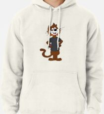 Top Cat Style! Pullover Hoodie