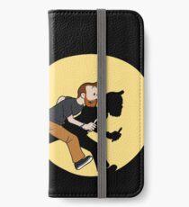 Tintin Style! iPhone Wallet/Case/Skin