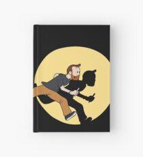 Tintin Style! Hardcover Journal