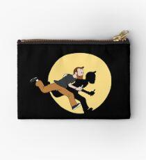 Tintin Style! Zipper Pouch