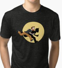 Tintin Style! Tri-blend T-Shirt