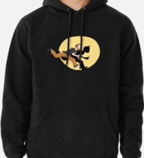 Tintin Style! Pullover Hoodie