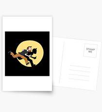 Tintin Style! Postcards