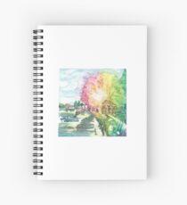 Sunny Afternoon in Ste-Anne Spiral Notebook