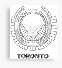 Rogers Centre Canvas Print