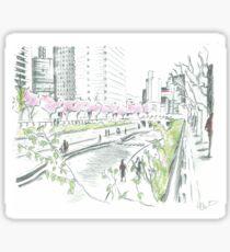 Cheonggyecheon Sticker