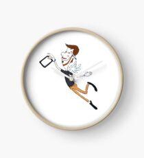 Red Bull Style! Clock