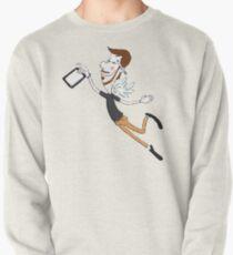 Red Bull Style! Pullover Sweatshirt