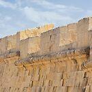 Birgu City Walls by Kasia-D