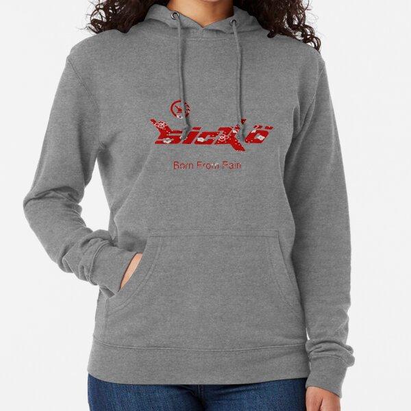 The Bennett Family Unisex Adult Hooded Pullover Sweatshirt White Print
