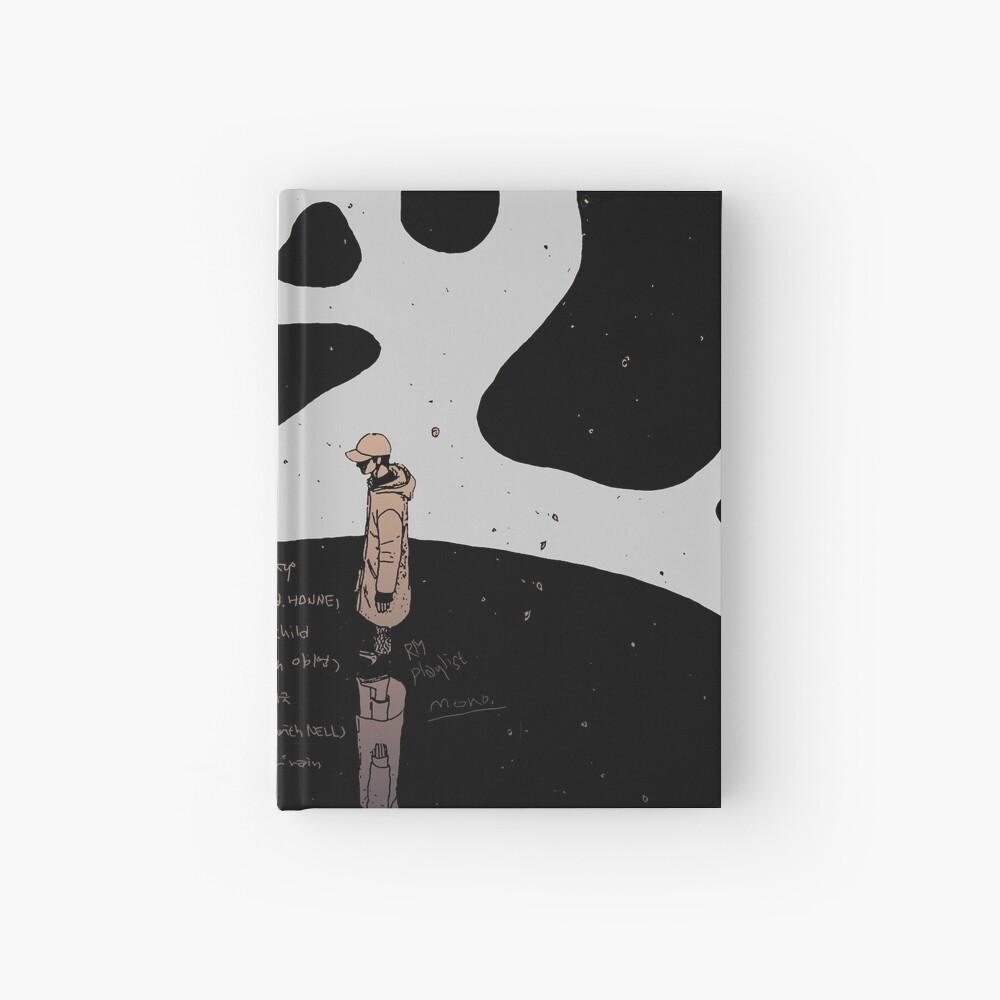 ΜΟΝΟ -RM -Forever rain Hardcover Journal