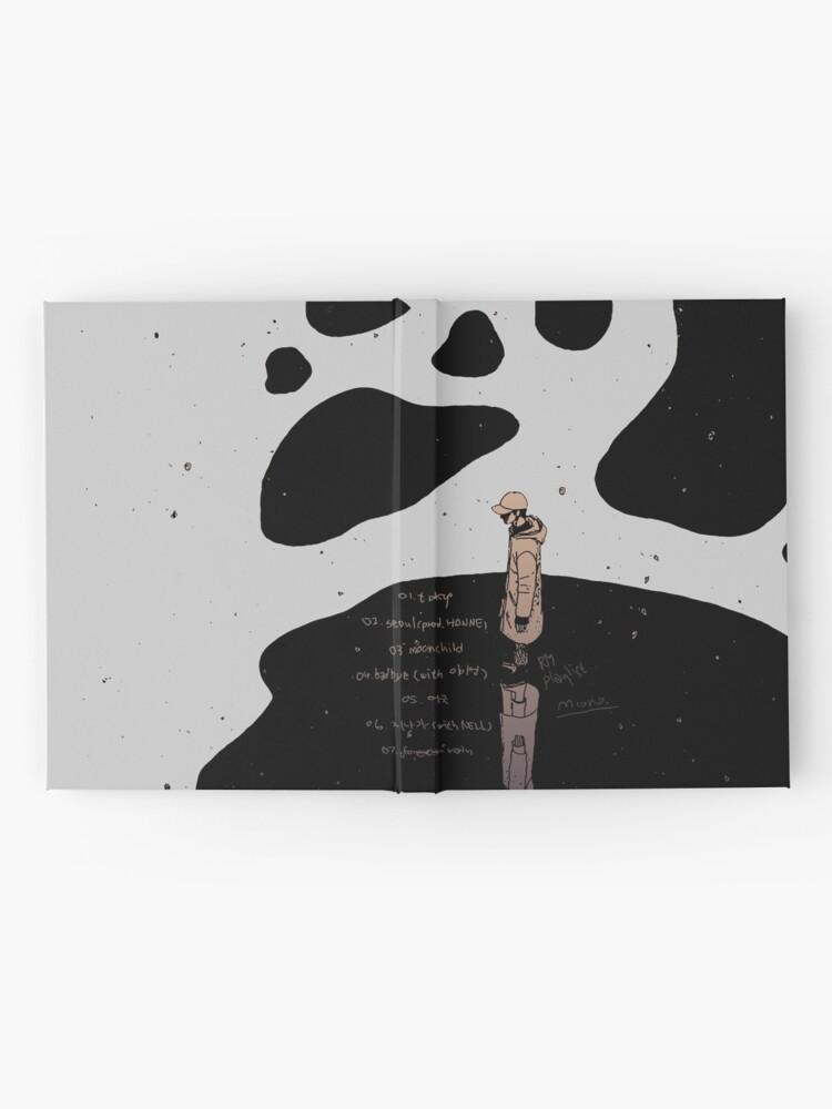 Alternate view of ΜΟΝΟ -RM -Forever rain Hardcover Journal