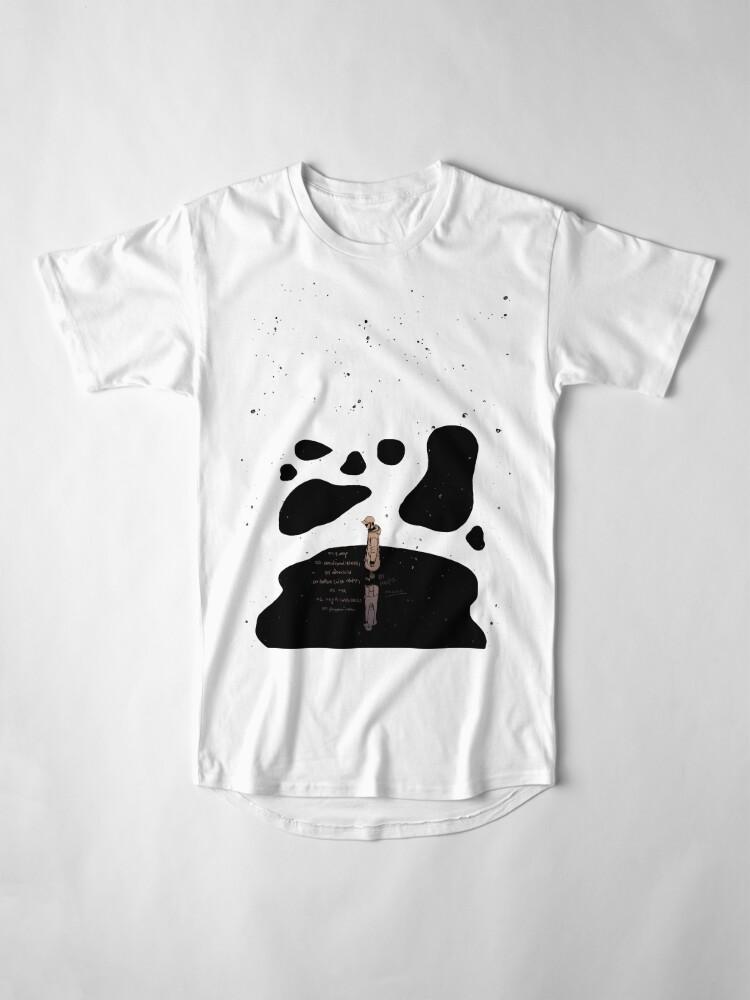 Alternate view of ΜΟΝΟ -RM -Forever rain Long T-Shirt