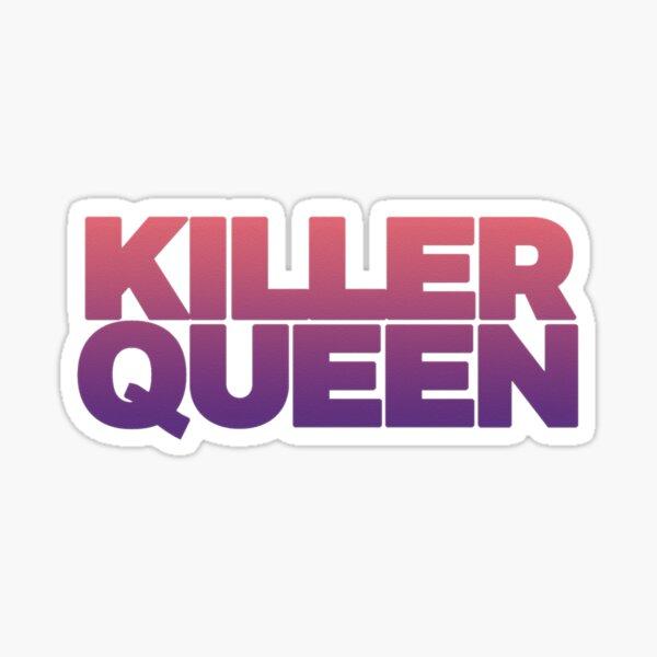 5SOS Killer Queen Pegatina