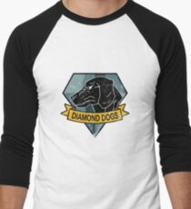 MGS - DIAMOND DOGS Logo T-Shirt