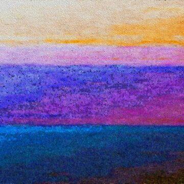 Sea or Sky by BettyMackey