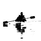The Kayaker by Sam Davis
