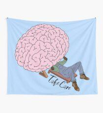 Mental Health (Take Care)  Tapestry