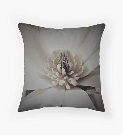 Magnolia Blossom IV Throw Pillow