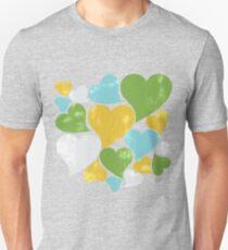Retro love Unisex T-Shirt