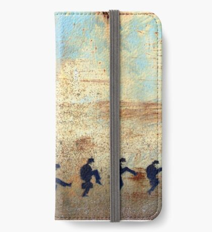 Ministry of Silly Walks iPhone Wallet