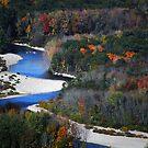 Saco River by Joanne  Bradley