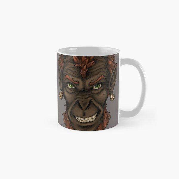Colored Krampus (no text) Classic Mug