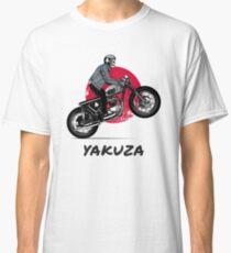 Biker on Cafe Racer Classic T-Shirt