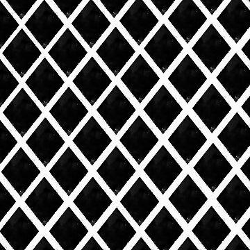 Black and White Diamonds by harringe