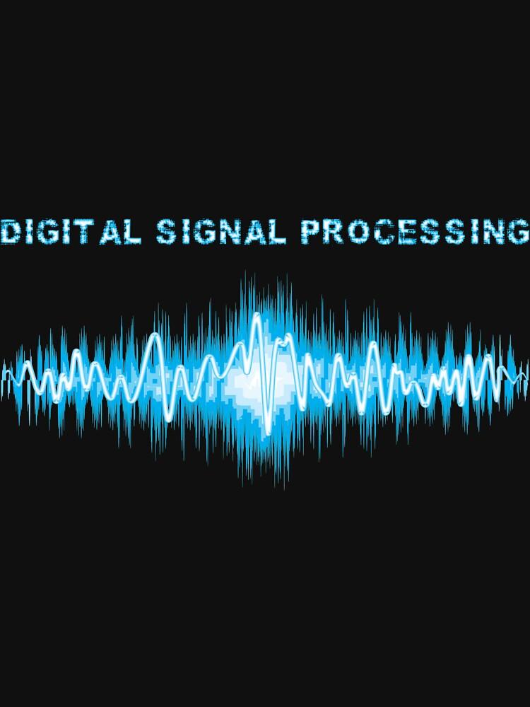 digital signal processing by xGatherSeven