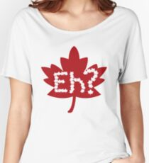 EH canada day Women's Relaxed Fit T-Shirt