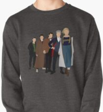 Doctor Who - All Five Modern Doctors - New Costume! (DW Inspired) - 13th Doctor Pullover