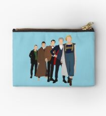 Doctor Who - All Five Modern Doctors - New Costume! (DW Inspired) - 13th Doctor Studio Pouch