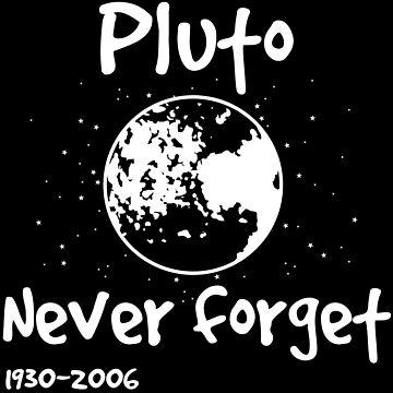 Physics Pluto by xGatherSeven
