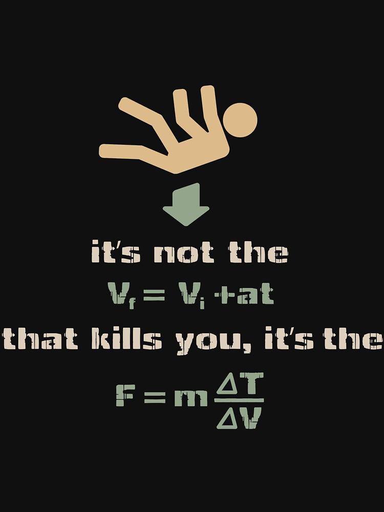Physicist saying by xGatherSeven
