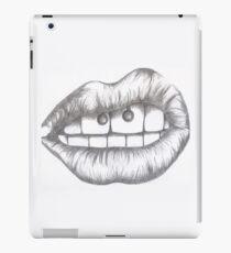 Mouth iPad Case/Skin